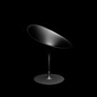 Ero/S/ Retrofuß-Sessel von Kartell
