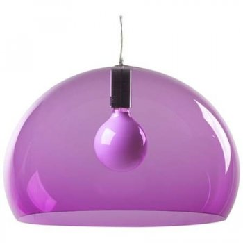 Fly icon pendant by Kartell