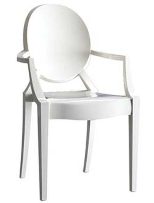 Louis Ghost Chair By Kartell Louis Ghost Chair By Kartell ...
