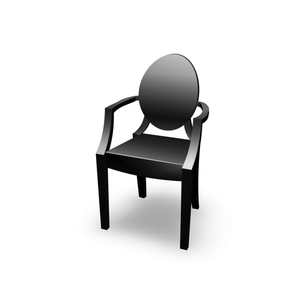 Louis Ghost Chair Design And Decorate Your Room In 3d