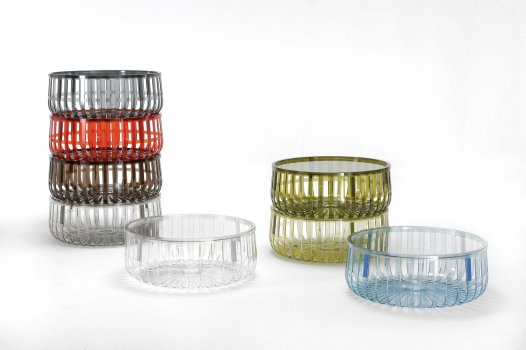 Panier container basket by Kartell