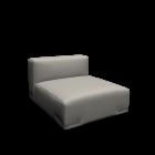 Plastics Duo- Sessel für die 3D Raumplanung
