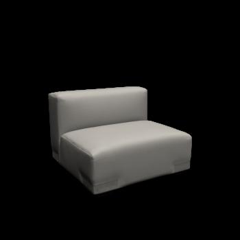 Plastics Duo- Sessel von Kartell