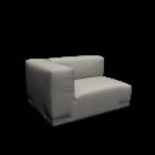 Plastics Duo for your 3d room design