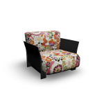 Pop Missoni Sessel für die 3D Raumplanung