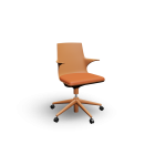 Spoon office chair by Kartell