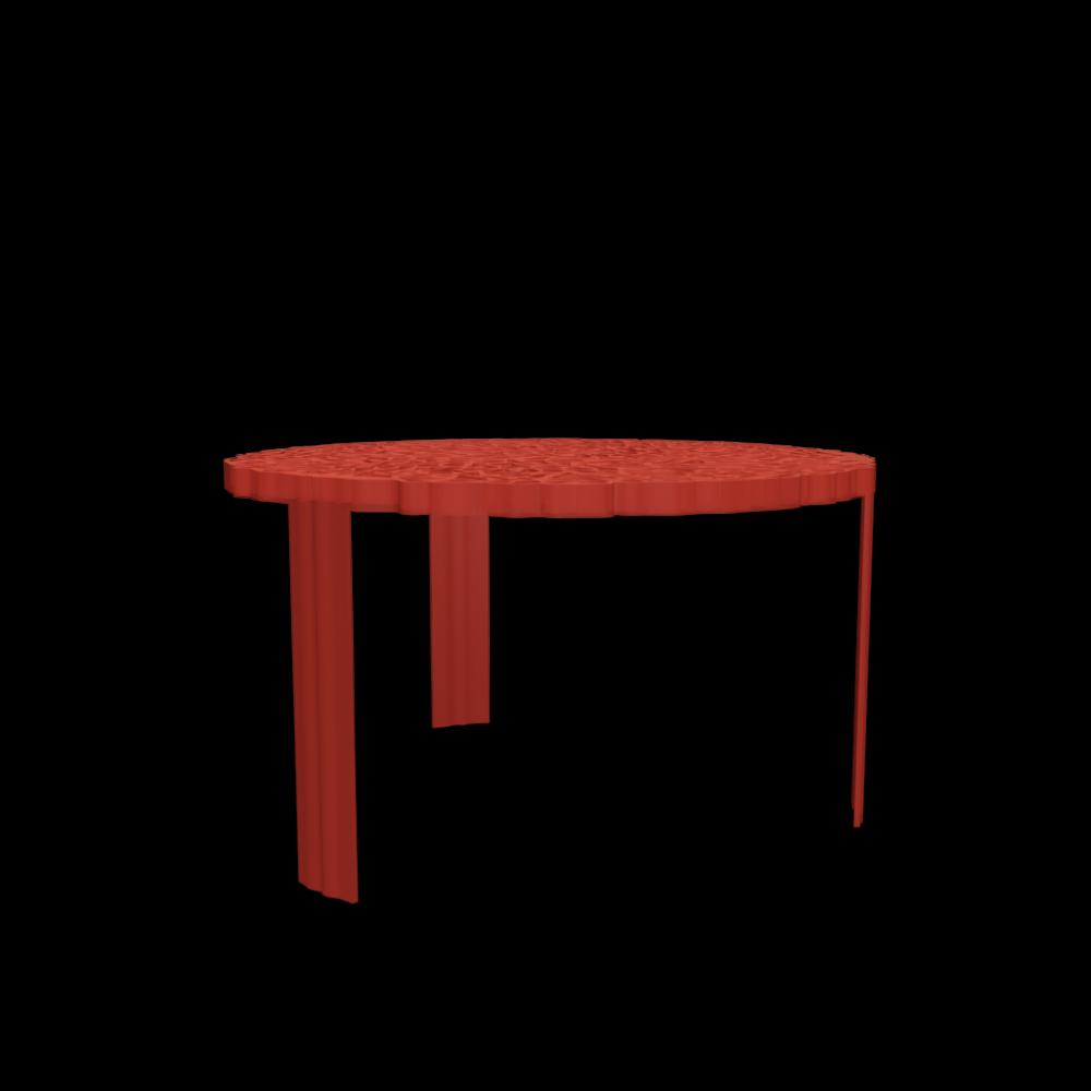 T-Table Beistelltisch - Einrichten & Planen in 3D