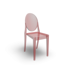 Victoria Ghost Chair for your 3d room design