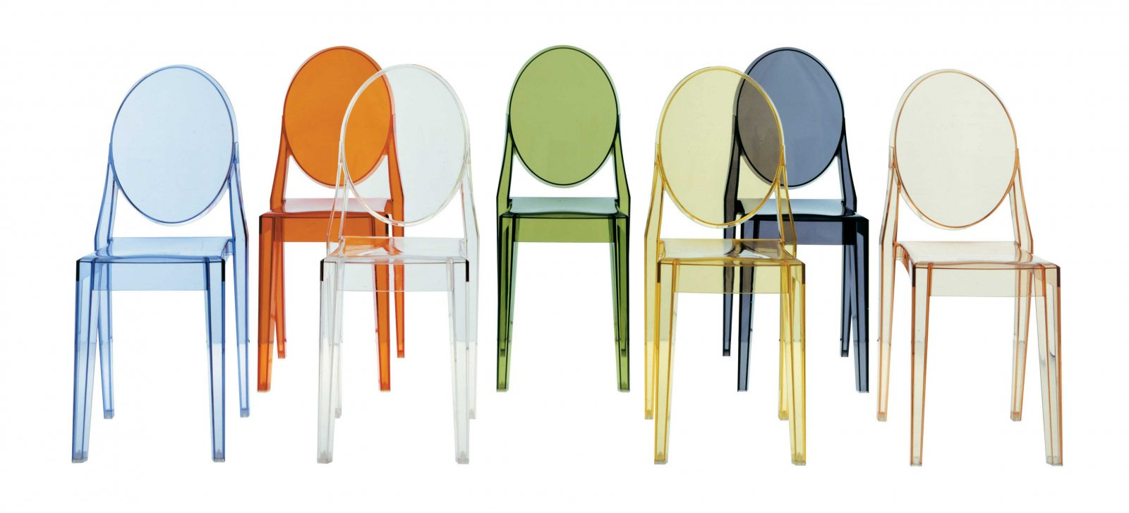 ... Victoria Ghost Chair By Kartell ...