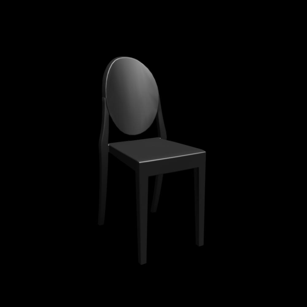 Victoria Ghost Stuhl - Einrichten & Planen in 3D