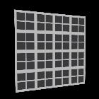 Kassettenfenster für die 3D Raumplanung