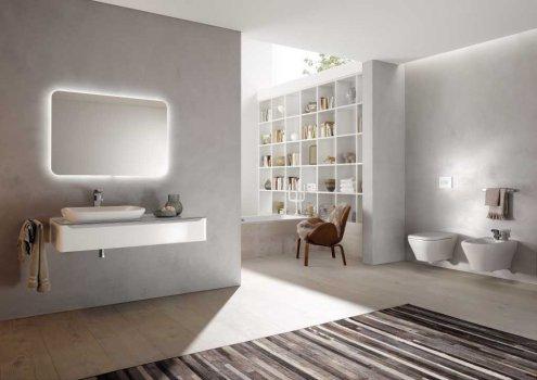myDay Tiefspül-WC, 6 l, wandhängend 540 mm Ausladung von Keramag Design