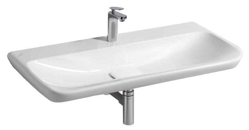 myday waschtisch 1000x480 mm ohne berlauf einrichten planen in 3d. Black Bedroom Furniture Sets. Home Design Ideas