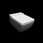 Xeno2 Rimfree Tiefspül-WC 6l,wandhängend von Keramag Design