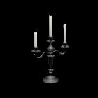 Kerzenhalter für die 3D Raumplanung