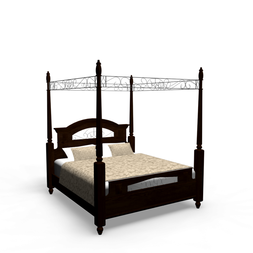 King Size Bed Design And Decorate Your Room In 3d