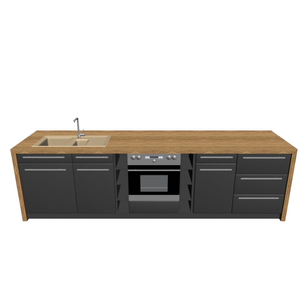 Kitchen Island Design And Decorate Your Room In 3D