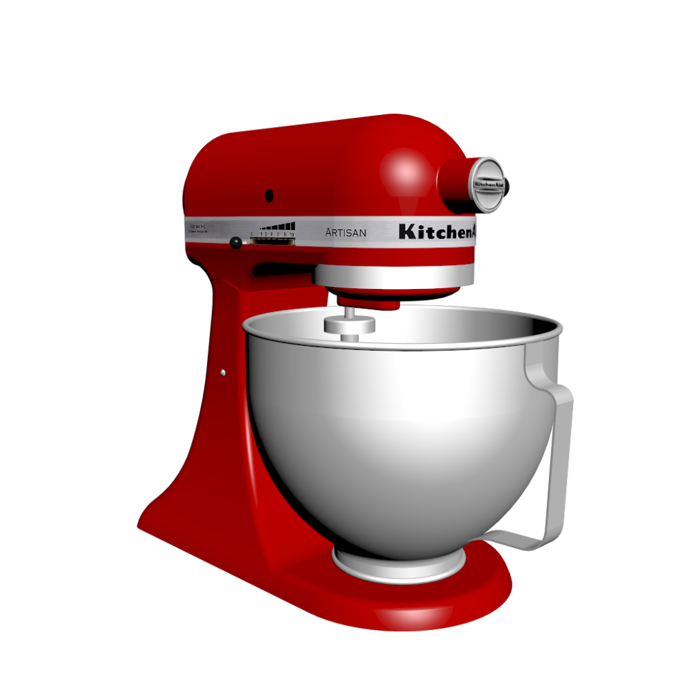 Magnificent KitchenAid Kitchen 1000 x 1000 · 186 kB · png