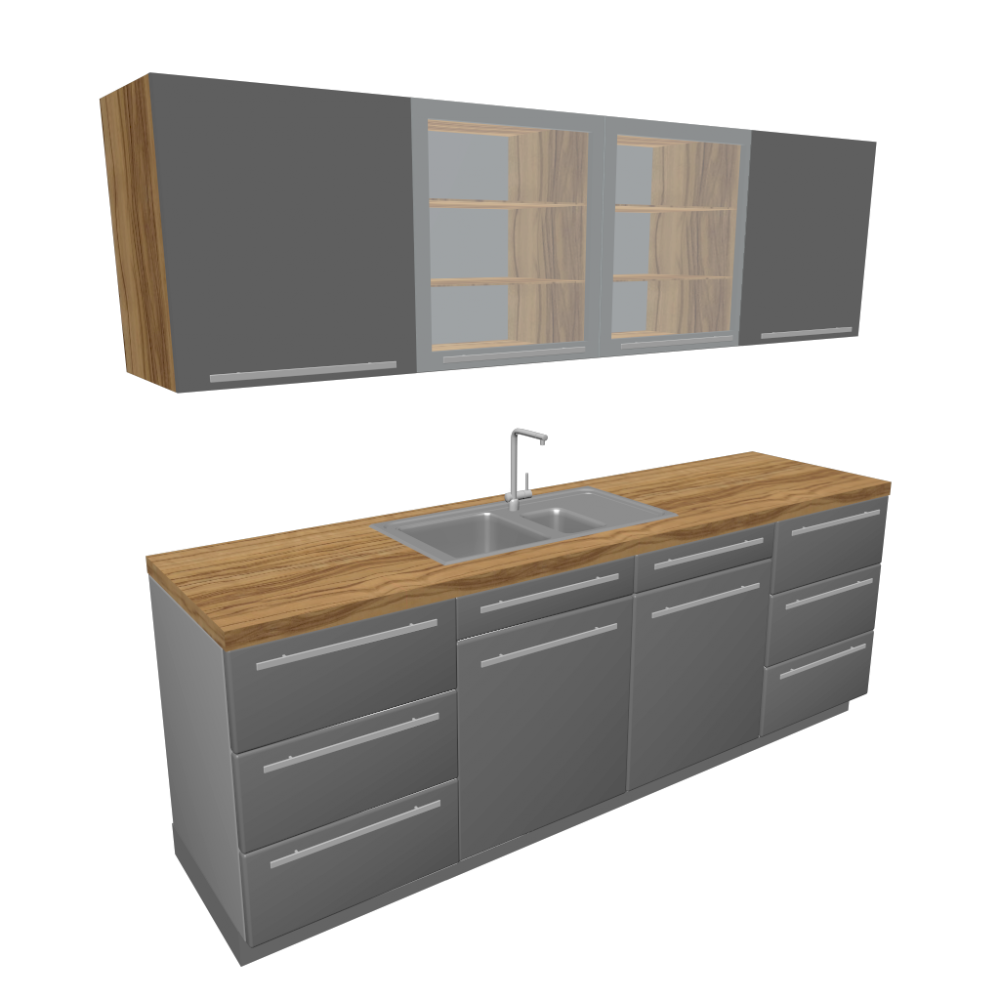 kitchenette design and decorate your room in 3d