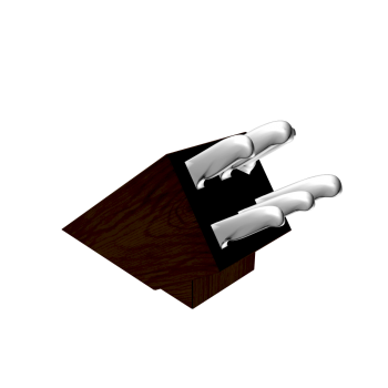 Knife-block