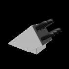 Knife-block for your 3d room design