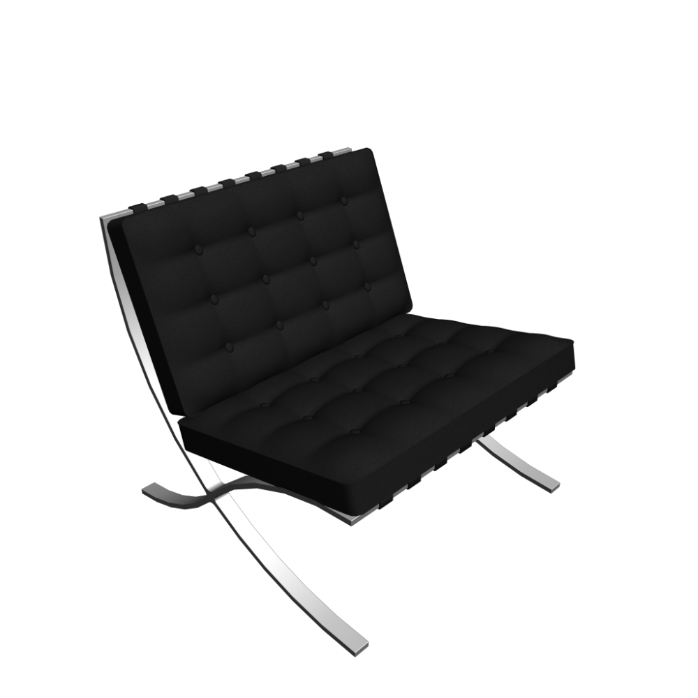 Barcelona Chair By KNOLL ...