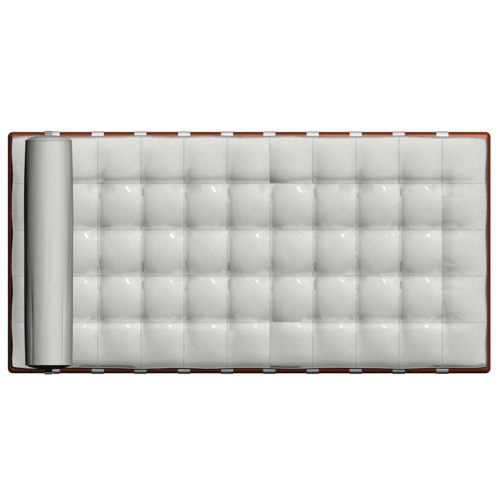 Barcelona day bed - Design and Decorate Your Room in 3D