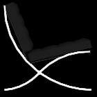 Barcelona Sessel von KNOLL