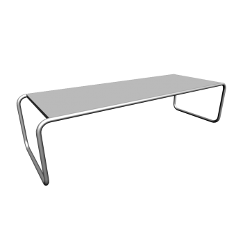Laccio Tisch (groß) von KNOLL