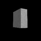 Betoon Leuchtmittel innenliegend für die 3D Raumplanung