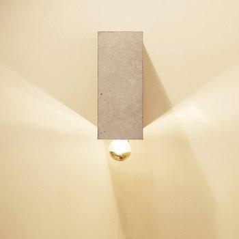 Betoon Leuchtmittel außenliegend von komat