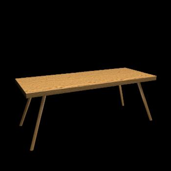 Landluft Table by komat