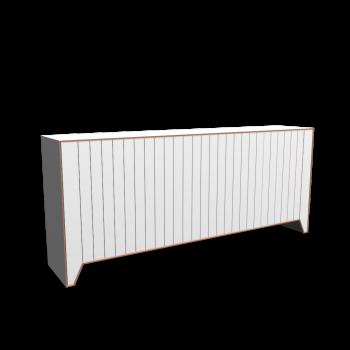 Plank L von komat