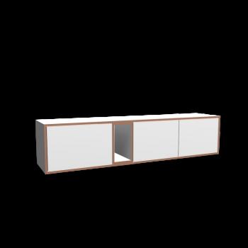 Regaleo Modul 1 mit Türen von komat