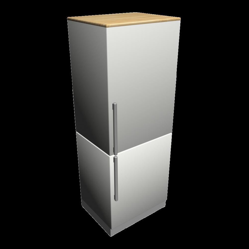 k hlkombination einrichten planen in 3d. Black Bedroom Furniture Sets. Home Design Ideas