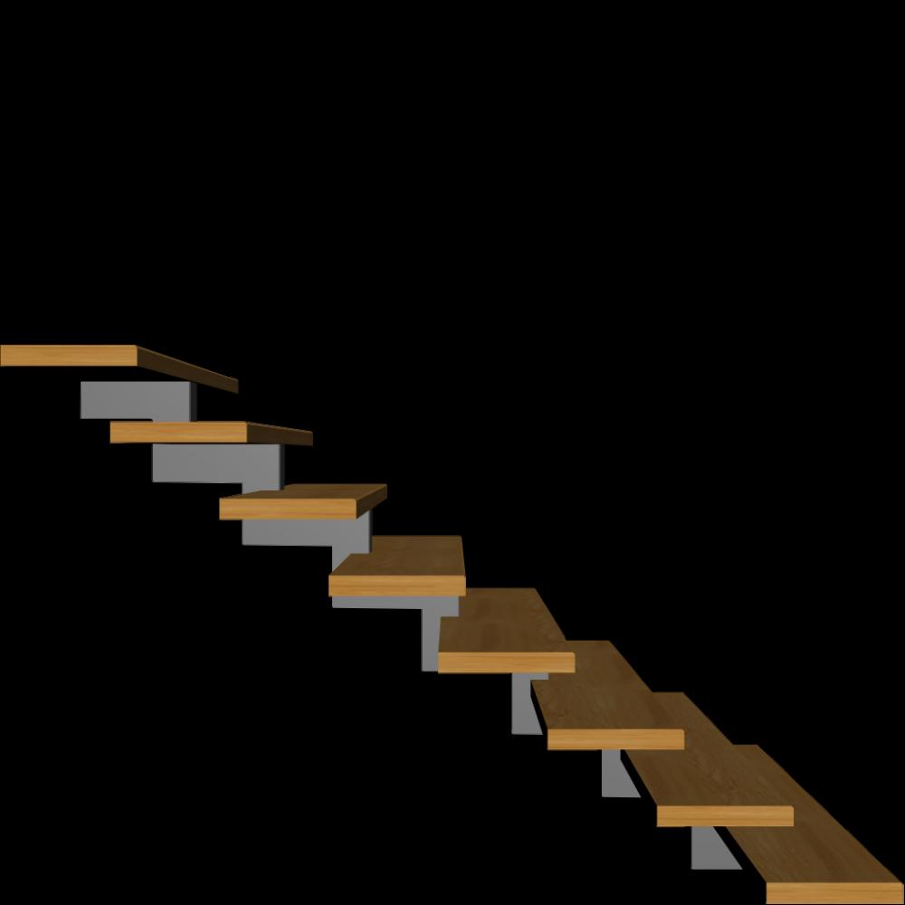 Kurze Treppe Einrichten Amp Planen In 3d