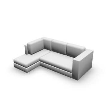 L-Form Couch
