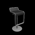 LEM Bar stool by La Palma