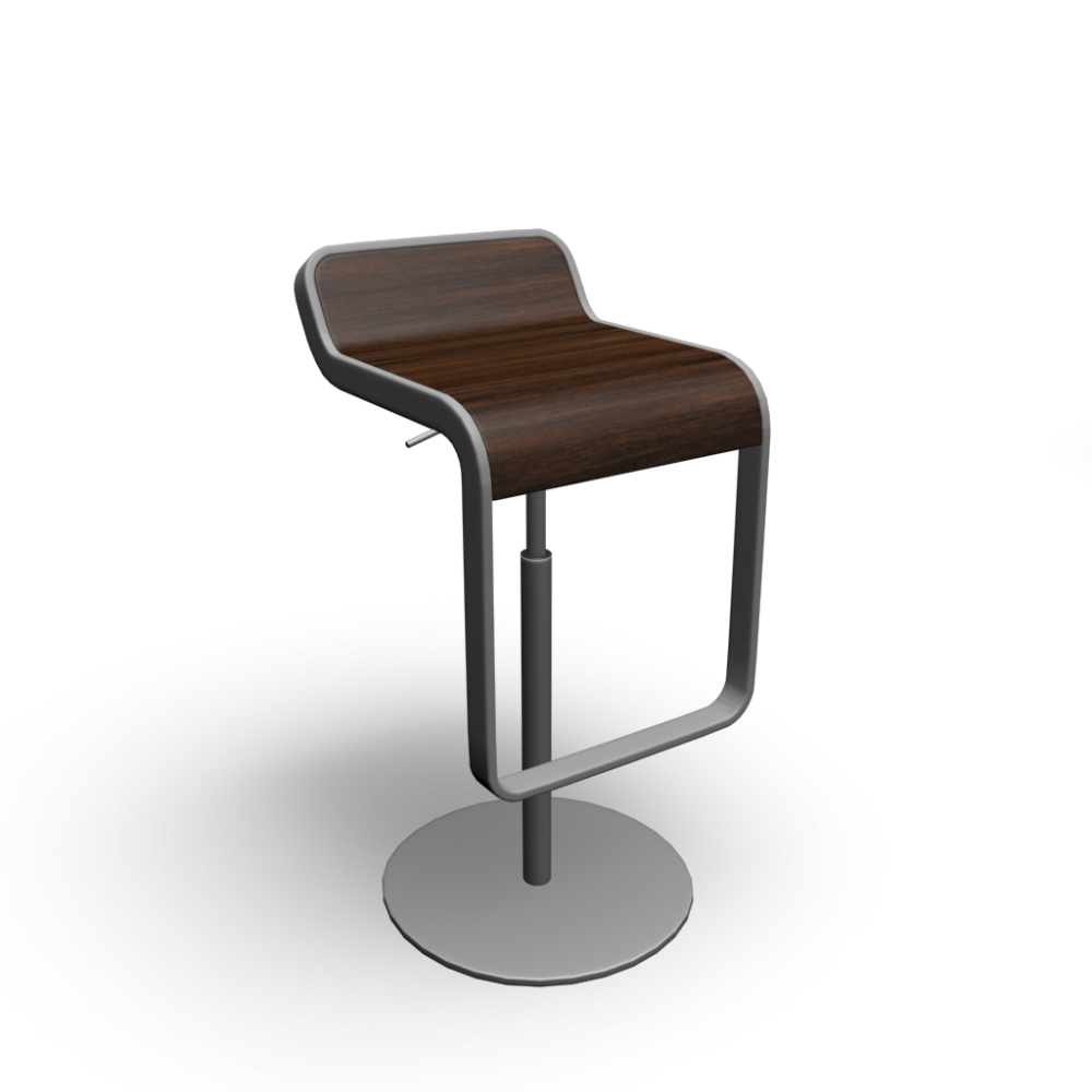 Lem bar stool design and decorate your room in 3d for Lem lapalma