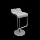 LEM Barhocker für die 3D Raumplanung