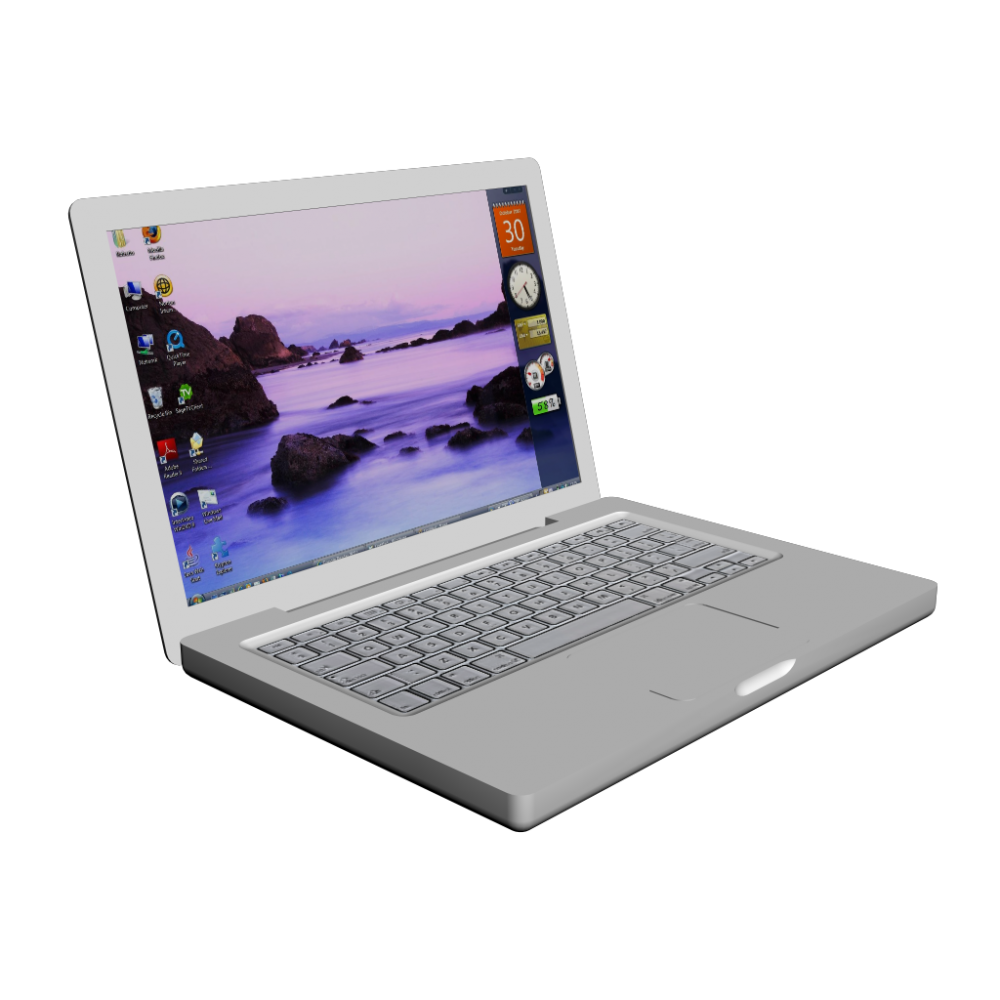 laptop 13 zoll design and decorate your room in 3d