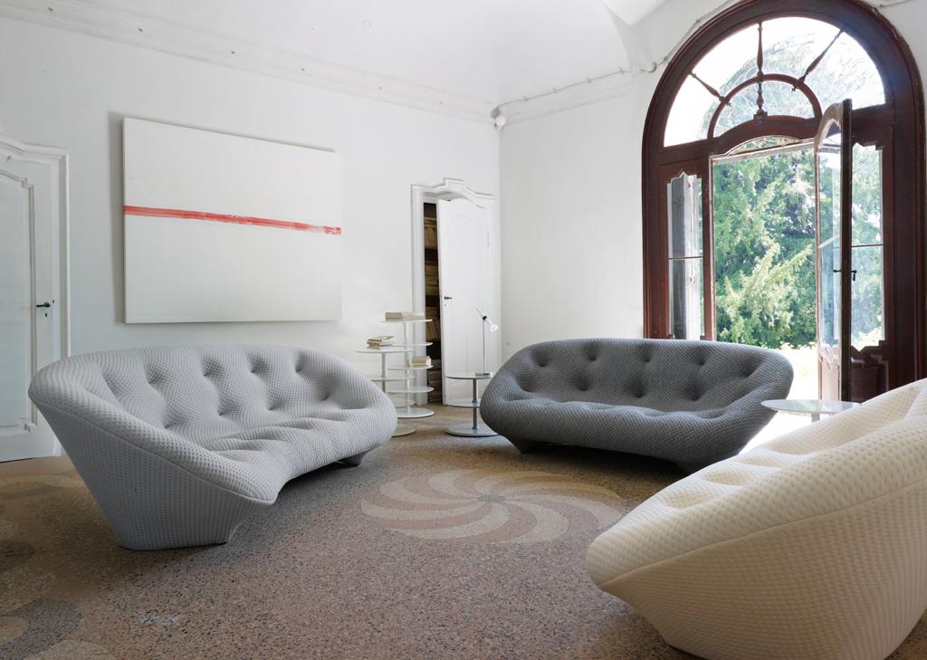 Ploum 3 sitzer sofa einrichten planen in 3d for Ligne roset katalog