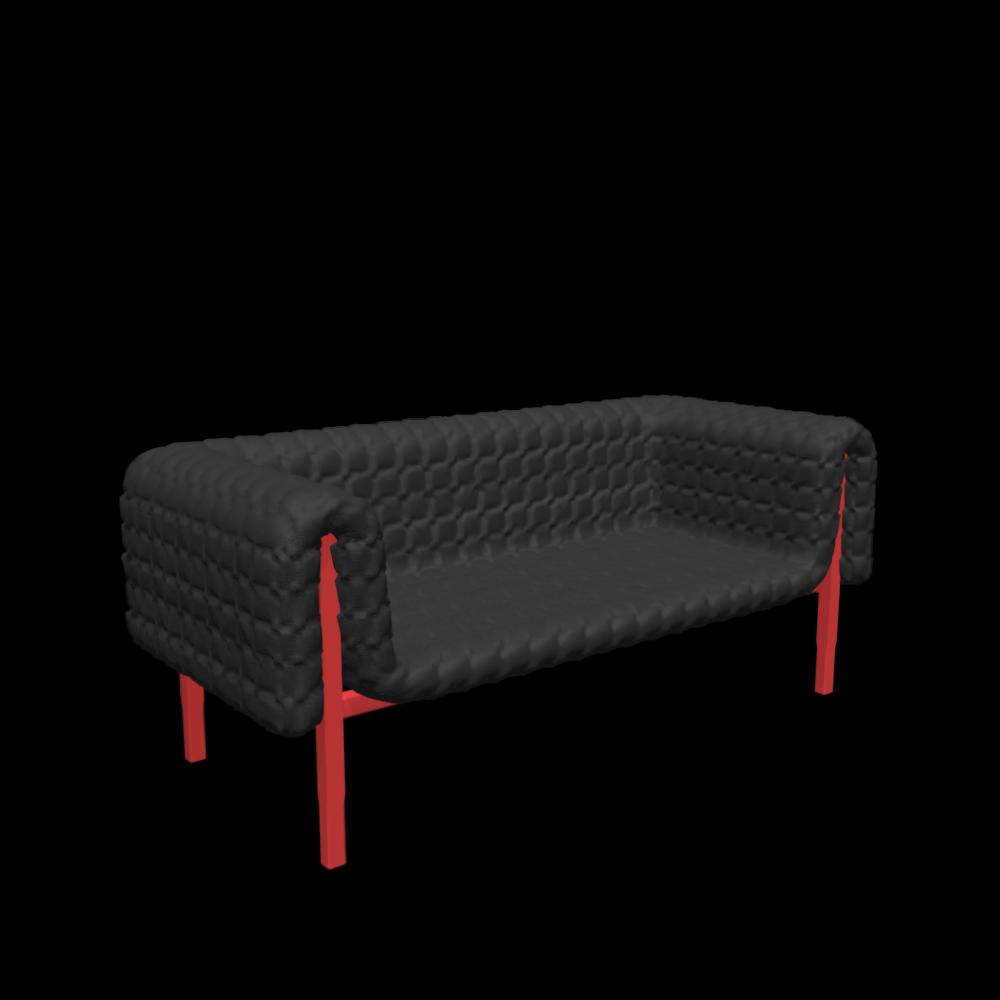 ruch 3 sitzer einrichten planen in 3d. Black Bedroom Furniture Sets. Home Design Ideas