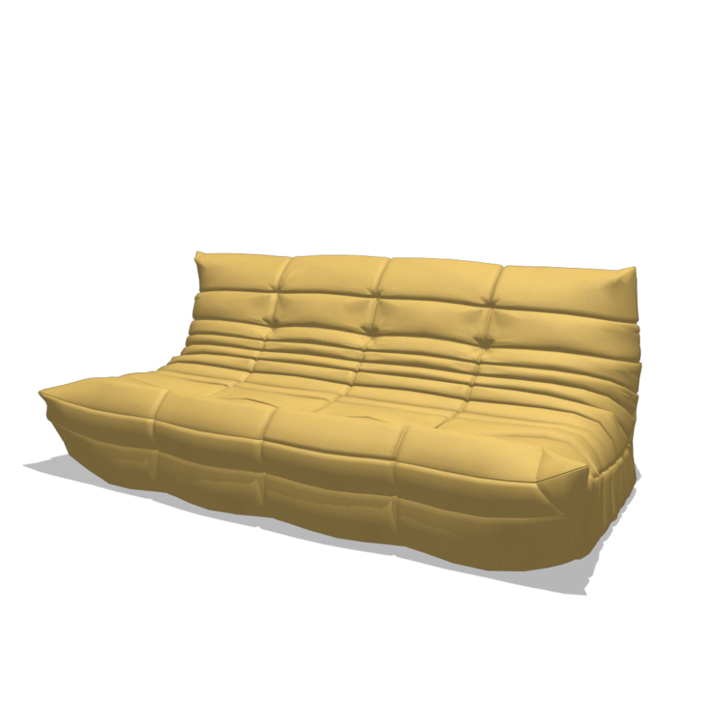 Togo design and decorate your room in 3d - Housse togo ligne roset ...
