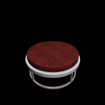 Round Hocker von Linfa Design