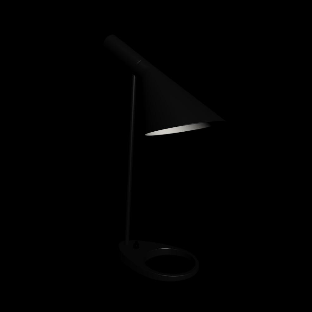 aj tischleuchte schwarz einrichten planen in 3d. Black Bedroom Furniture Sets. Home Design Ideas