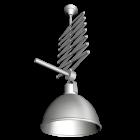 Pendant lamp Archimède by Maisons du Monde