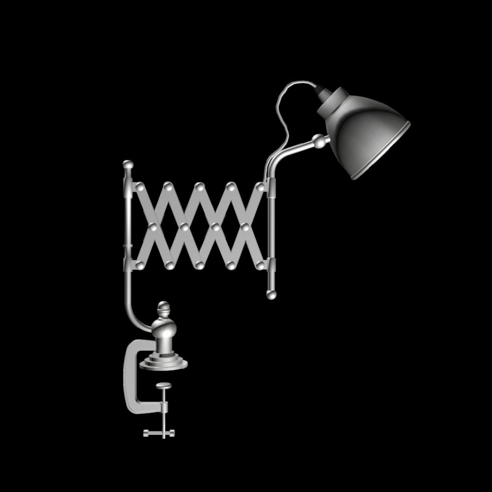 klemmlampe wrong for hay klemmlampe lampen u leuchten with klemmlampe top in ausfhrung schwarz. Black Bedroom Furniture Sets. Home Design Ideas