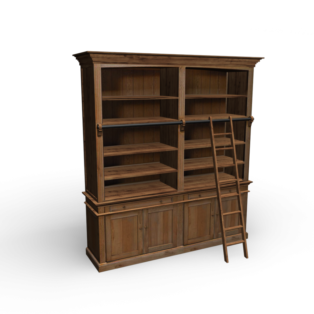 Bookcase atelier design and decorate your room in 3d for Maison du monde knokke