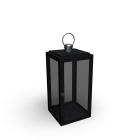 Bosphore black lantern by Maisons du Monde